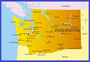 Washington Details Map | Large Printable High Resolution and Standard Map