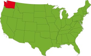 Washington Location Map | Large Printable High Resolution and Standard Map