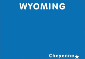 Wyoming Capital Map | Large Printable High Resolution and Standard Map