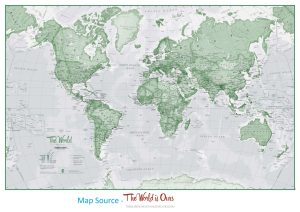 The World Political Map | Large, Printable, Children Choice, Political Map