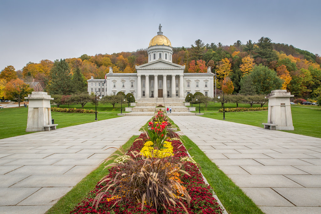 State Capital Of Vermont