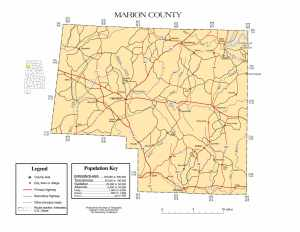 Marion County Map |  Printable Gis Rivers map of Marion Alabama