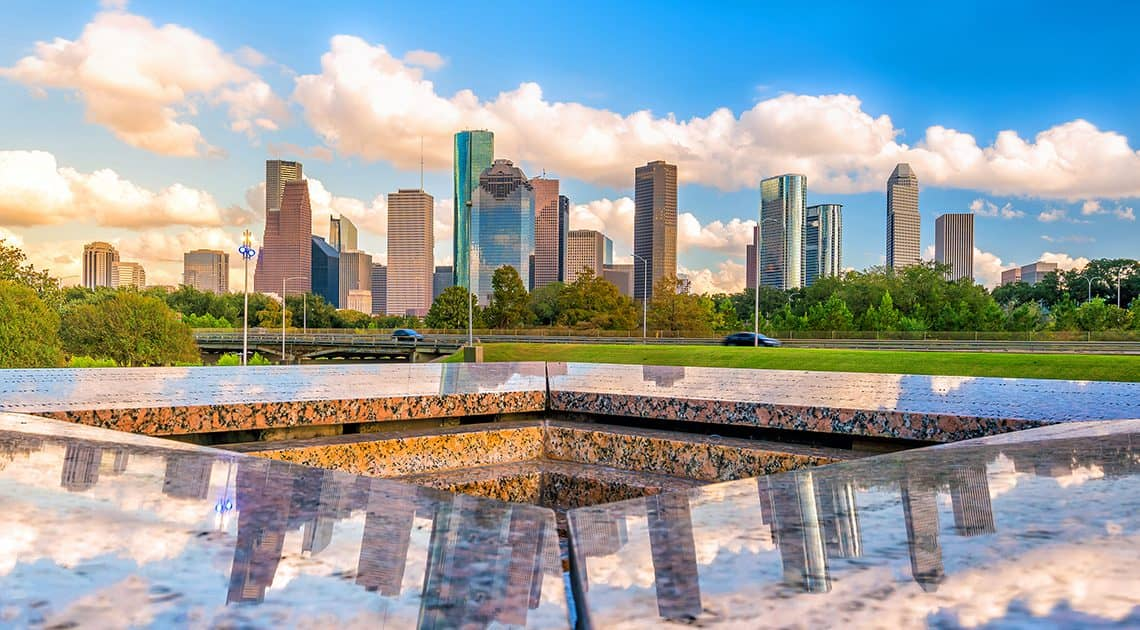 The Largest Cities In Texas