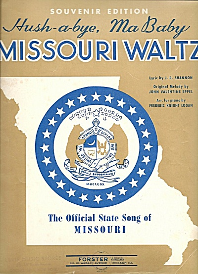 State Song Of Missouri