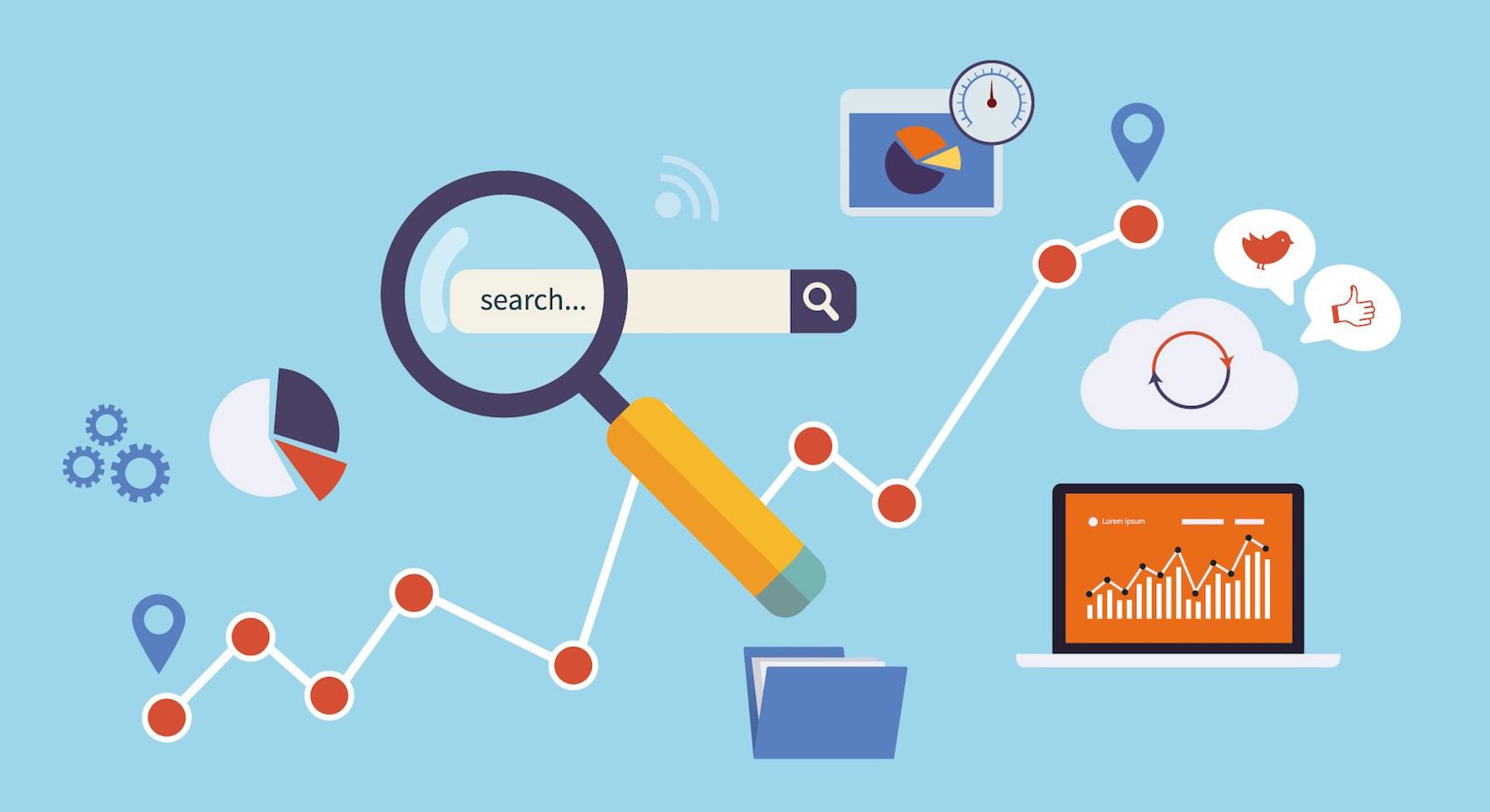Top SEO Keywords Search On Google