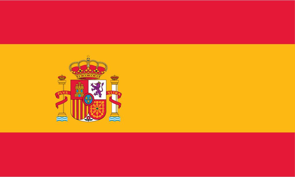 National Flag of Spain