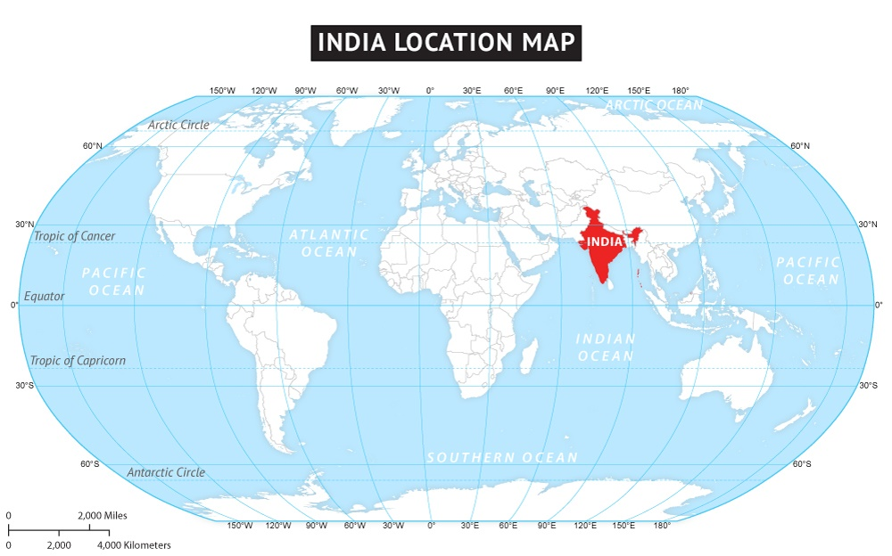 india map with latitude and longitude Latitude And Longitude Map Of India Where Is India Whatsanswer india map with latitude and longitude