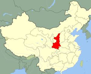 Map of Shaanxi Province | Political, Geography, And Cities Map