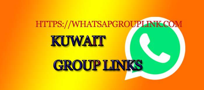 Join Kuwait Whatsapp Group Link List - Whatsapp Group Link