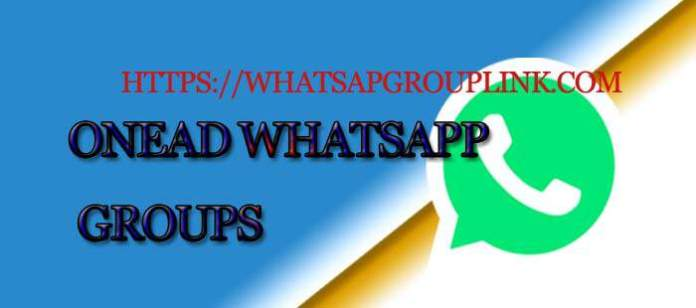 Join OneAD Whatsapp Group Link List - Whatsapp Group Link