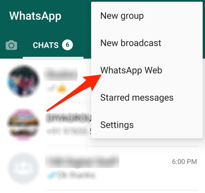 Open Two WhatsApp Accounts On Computer