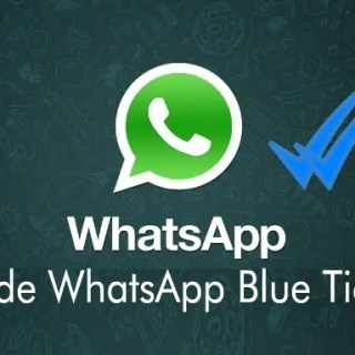 How to disable whatsapp blue ticks