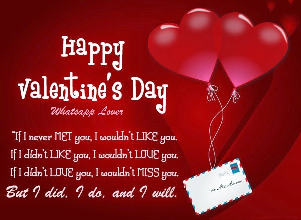 2019 Happy Valentines Day Whatsapp Status and Messages  Whatsapp Lover