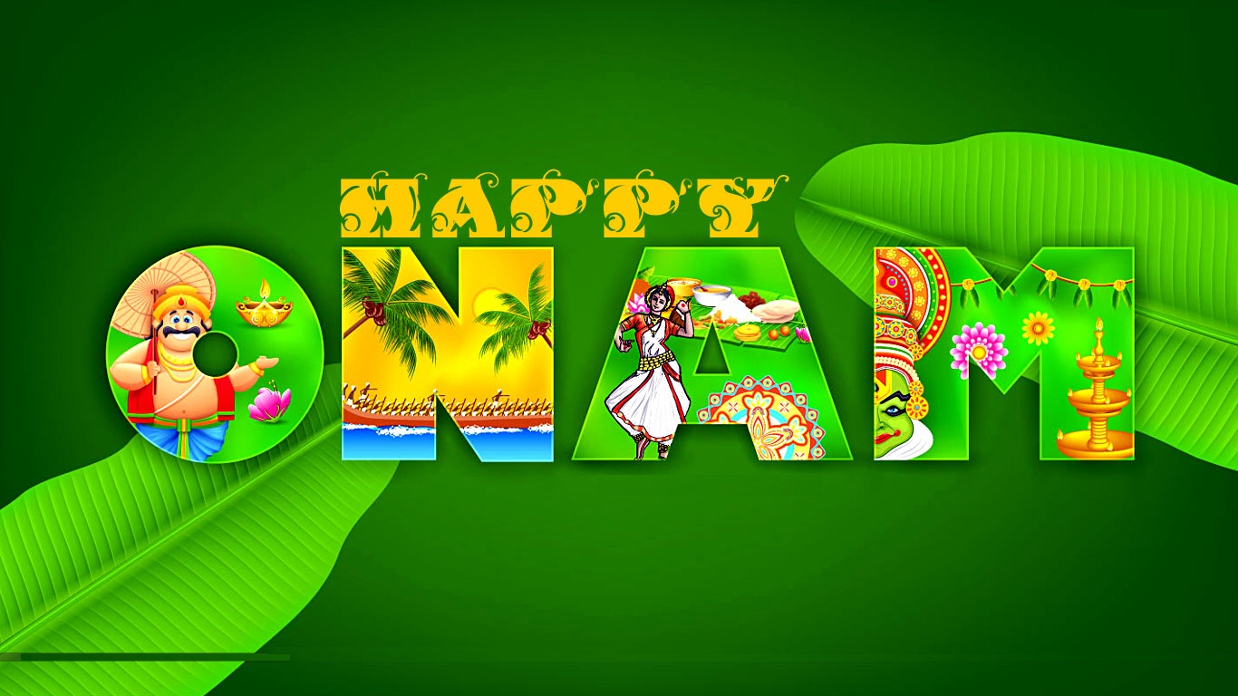 Falls Hd Wallpaper Free Download Happy Onam Images For Whatsapp Dp Profile Wallpapers