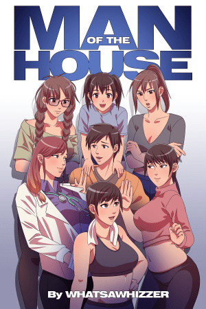 Man of the House Volume 1 Cover