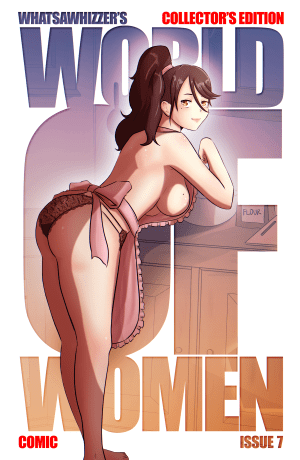 World of Women – Comic – Issue #7