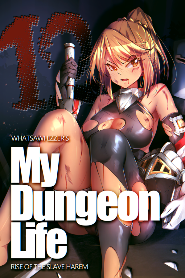 My Dungeon Life Volume 12 Cover