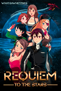 Requiem To The Stars Series Cover