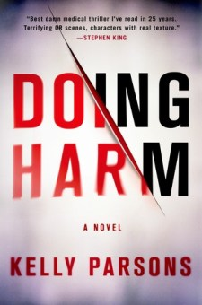 #BookReview Doing Harm by Kelly Parsons @drkellyparsons