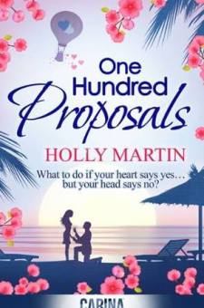 #BookReview One Hundred Proposals by Holly Martin @hollymartin00