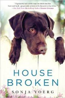 #BookReview House Broken by Sonja Yoerg