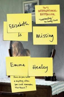 #BookReview Elizabeth Is Missing by Emma Healey
