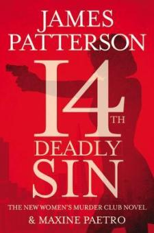 #BookReview 14th Deadly Sin by James Patterson & Maxine Paetro