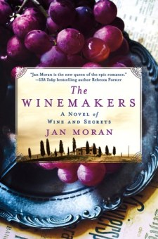#BookReview The Winemakers by Jan Moran