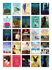 50 Books I Want to Read 2016