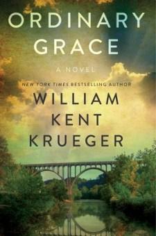 #BookReview Ordinary Grace by William Kent Krueger @WmKentKrueger