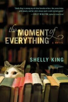 #BookReview The Moment of Everything by Shelly King