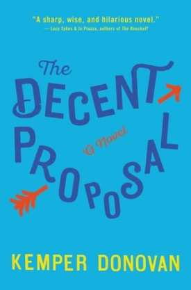#BookReview The Decent Proposal by Kemper Donovan
