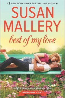 #BookReview Best of My Love by Susan Mallery