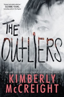 #BookReview The Outliers by Kimberly McCreight