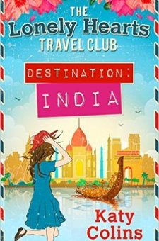 #BookReview Destination: India by Katy Colins