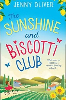 #BookReview The Sunshine and Biscotti Club by Jenny Oliver