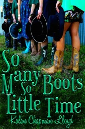 #BookReview So Many Boots, So Little Time by Kalan Chapman Lloyd