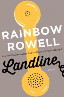 #BookReview Landline by Rainbow Rowell