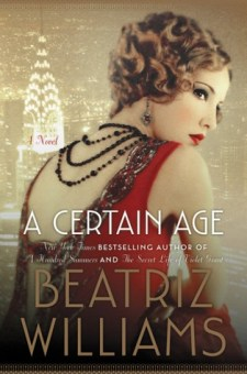 #BookReview A Certain Age by Beatriz Williams @bcwilliamsbooks