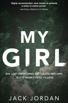 #BookReview My Girl by Jack Jordan @_JackJordan_