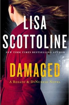 #BookReview Damaged by Lisa Scottoline @LisaScottoline