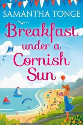 #BookReview Breakfast Under a Cornish Sun by Samantha Tonge @SamTongeWriter