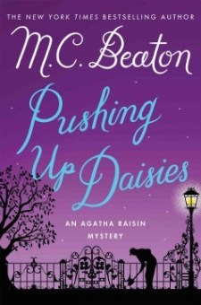 #BookReview Pushing Up Daisies by M.C. Beaton @mc_beaton