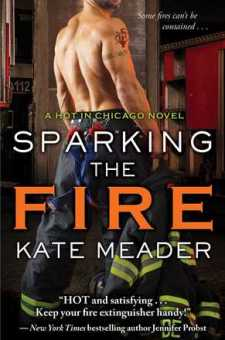 #BookReview Sparking the Fire by Kate Meader @KittyMeader @Pocket_Books