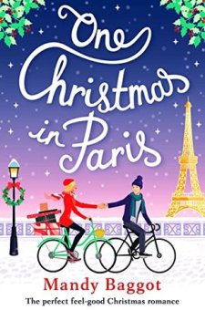 #BookReview One Christmas in Paris by Mandy Baggot @mandybaggot
