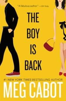 #BookReview The Boy is Back by Meg Cabot @megcabot