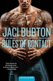 #BookReview Rules of Contact by Jaci Burton @jaciburton
