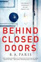 Behind Closed Doors - Cover