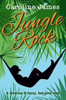 #BookReview Jungle Rock by Caroline James @CarolineJames12