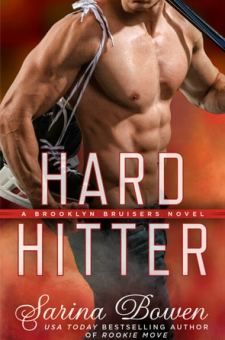 #BookReview Hard Hitter by Sarina Bowen @SarinaBowen